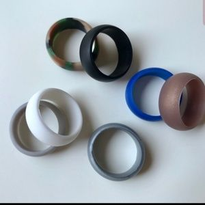 Men's Silicone Ring